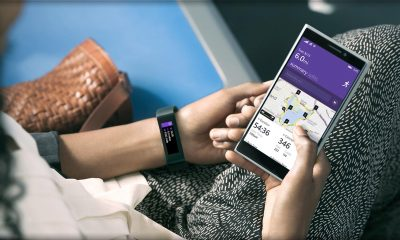 Microsoft Band Phone