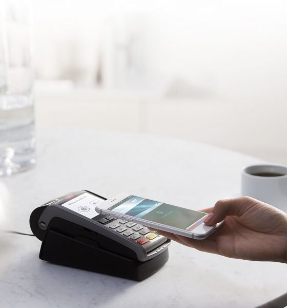 Apple Pay on iPhone