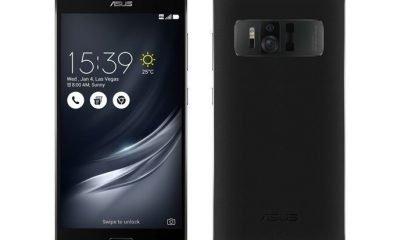 Asus ZenFone AR Leaked
