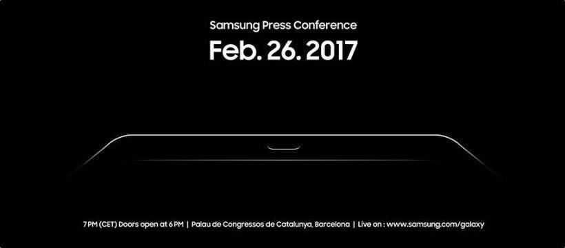 Samsung MWC 2017 Teaser