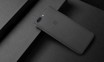 OnePlus 5 Slate Gray