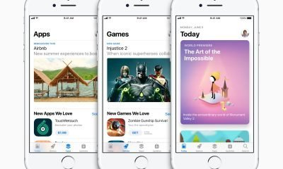 New App Store for iOS