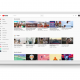 YouTube Desktop Update