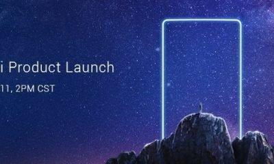 Mi Product Launch