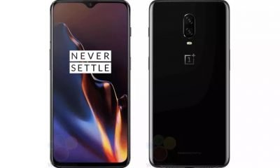 OnePlus 6T Leaked Image