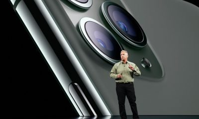 Phil Schiller iPhone 11 Pro