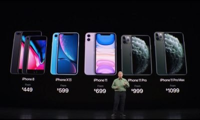 Apple iPhone 2019 line-up