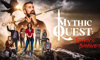 Mythic Quest on Apple TV Plus