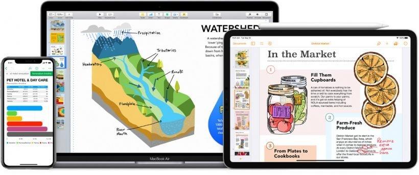 Apple iWork Apps