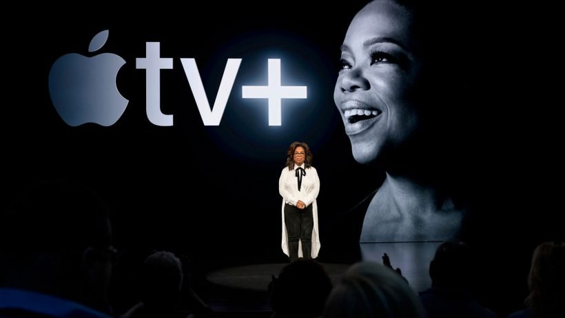 Oprah Winfrey Apple TV Plus