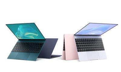 Huawei MateBook X Color