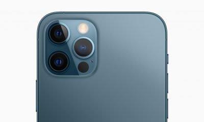Apple iPhone 12 Pro Back Camera