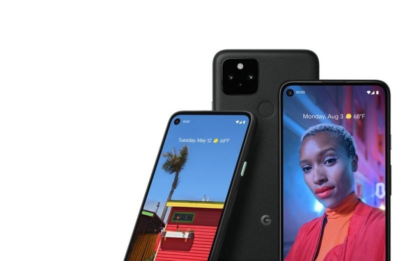 Google Pixel 4a 5G and Pixel 5