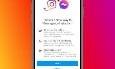 Messenger Instagram DM