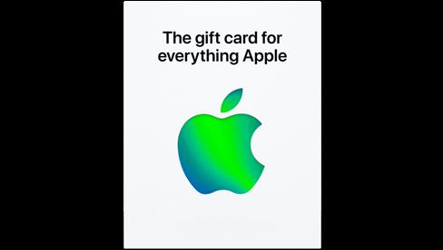 Billie Eilish Apple Gift Card