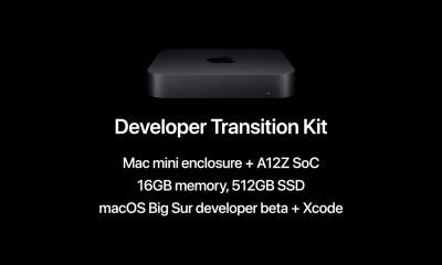 Mac Developer Transition Kit