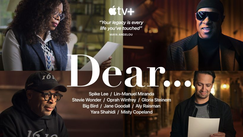 Apple TV Plus Dear