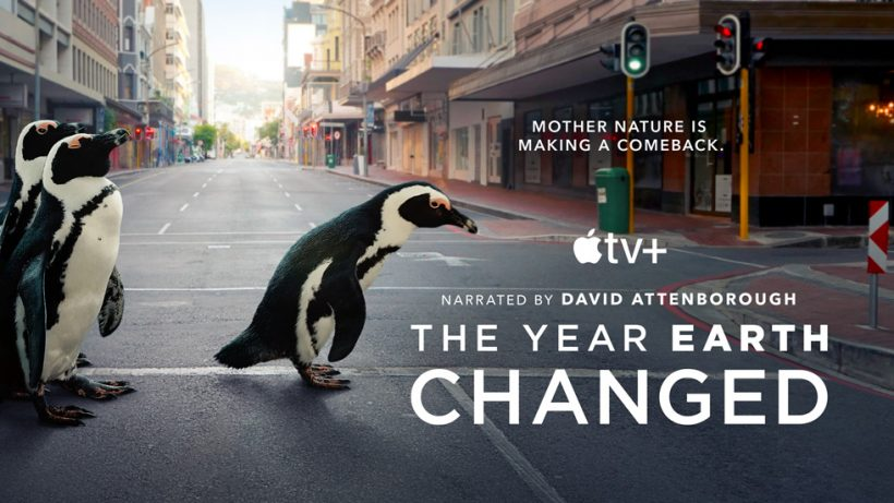 Apple TV Plus The Year Earth Changed